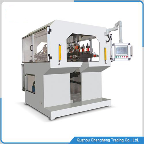 radiator Plastic tank automatic crimping machine