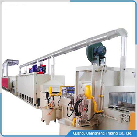 Used Nitrogen protection aluminum Brazing furnace