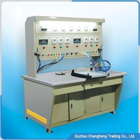 Air tightness testing machine for condenser radiator