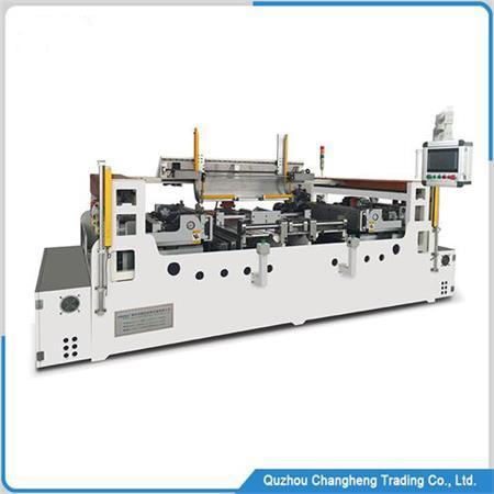 전자동 인터쿨러 및 라디에이터 코어 조립 기계