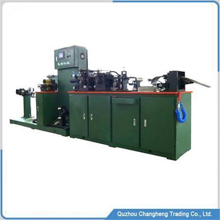 Kühler- und Kondensatorrippenformmaschine