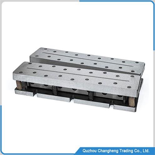 Stamping die for Industry fin heat exchanger