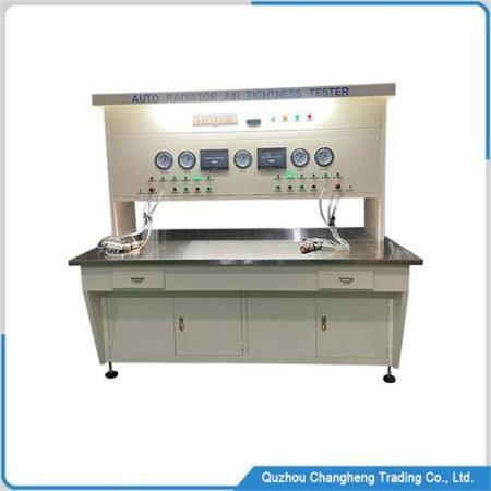 Luftdichtheitsprüfmaschine für Kondensatorkühler