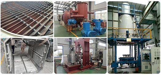 oil cooler vacuum furnace