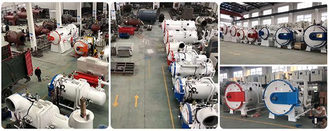 vacuum brazing furnace factory