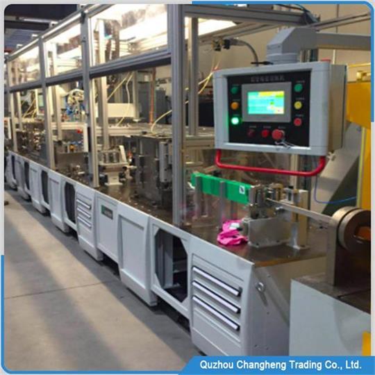 radiator aluminum tube mill