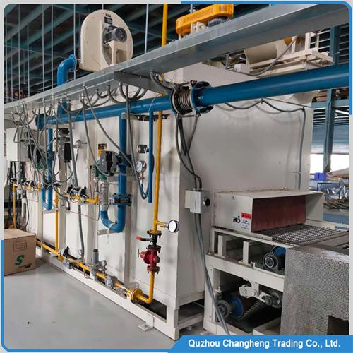 aluminum cooling system brazing furnace