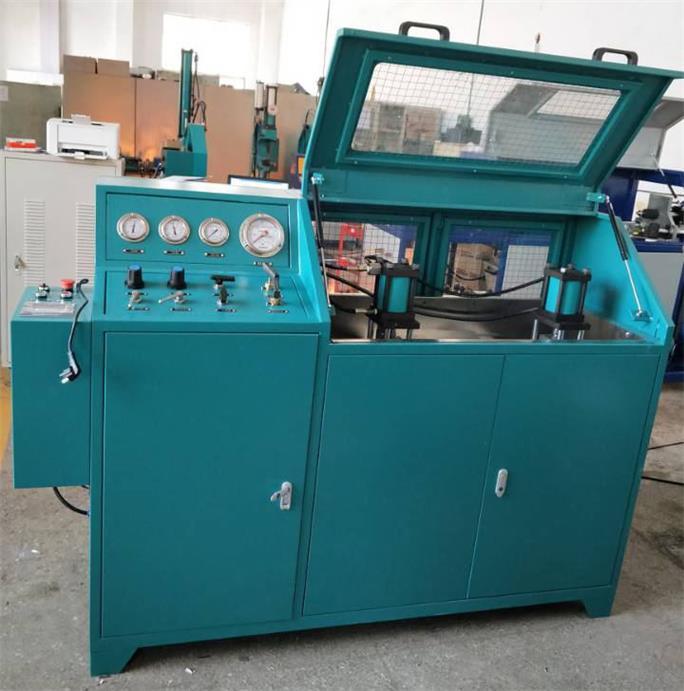 tube testing machine